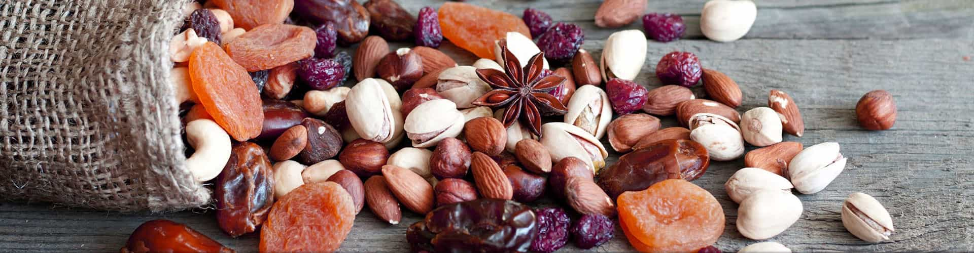 Reliable dried fruit and nuts wholesalers | MultiSnack
